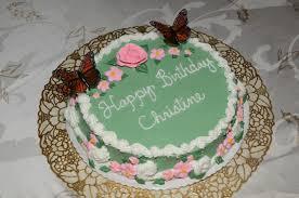 Happy Birthday Christine CakeCentral