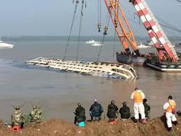 Cruise Ship Sinking 2015 by Cruise Ship Sinks On Yangtze River Rescue Turns To Recovery
