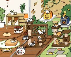 Fourteen Cat Gradient