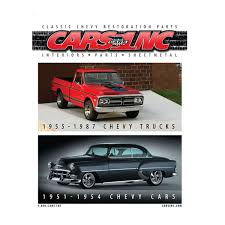 1952-1954 Chevrolet And 1955-1987 Chevy Truck Parts Catalog ...
