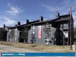 1 Bedroom Apartments In Hammond La by Parkside Gardens Apartments Hammond La Apartments For Rent