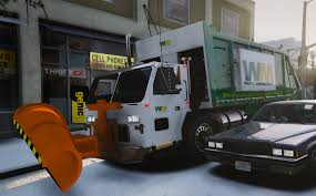 100 Truck With Snow Plow For Sale Garbage W ELSMAPPED TEMPLATE Multi