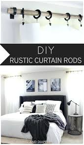 Twist And Fit Curtain Rod Canada by Best 25 Modern Curtain Rods Ideas On Pinterest Window Rods