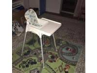 Ikea Antilop High Chair Tray by Antilop High Chair Baby U0026 Toddler High Chairs For Sale Gumtree