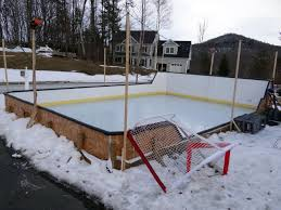 2012-2013 Backyard Ice Rink | The Morgan Demers Blog
