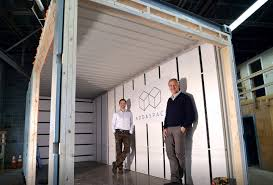104 Building A Home From A Shipping Container N Lternative To Expensive Renovations S The Boston Globe