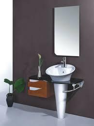 moderne badmöbel die schick und einzigartig aussehen