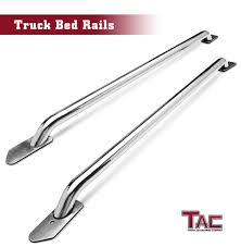 100 Side Rails For Trucks Amazoncom TAC Bed Fit 20142019 Chevy Silverado 1500 GMC