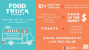 SUB And Elon Dining To Host Annual Food Truck Frenzy