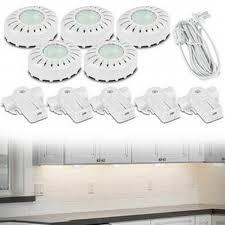 utilitech brilliant xenon direct it cabinet puck lights 5