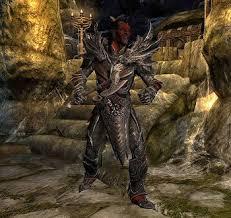 The Elder Scrolls Daedra Characters TV Tropes