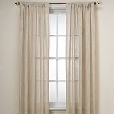 White Sheer Curtains Bed Bath And Beyond by 19 Bed Bath And Beyond Sheer Linen Curtains B Smith