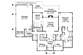Of Images American Home Plans Design by Traditional House Plans Fairbanks 30 648 Associated Designs