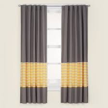 Yellow And Gray Kitchen Curtains by Kitchen Extraordinary Yellow And Gray Kitchen Curtains Yellow