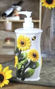 Sunflower Decor For Kitchen Or Best Ideas On 23 Rustic