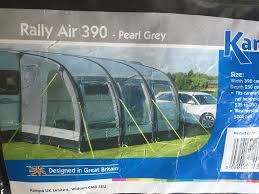 Kampa Rally Air 390 Awning | In Terrington St Clement, Norfolk ... Kampa Rally Air Pro 390 Grande Caravan Awning 2018 Sk Camping Plus Inflatable Porch 2017 Air Ikamp Caravanmotorhome In Stourbridge West Midlands Gumtree Left Pitching Packing With Big White Box Awnings Uk Supplier Towsure