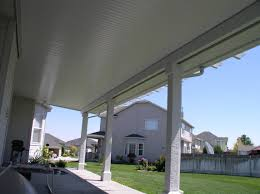 Diy Wood Patio Cover Kits by Covered Patio Kits Variety Of Patio Cover Designs At Alumawood