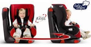 siege auto rotatif isofix bebe confort lance un siege auto revolutionnaire