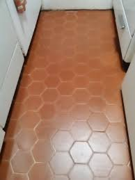 terracotta tile floor refinish keep on going