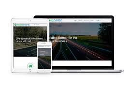 Corporate Web Development For A Trucking Company