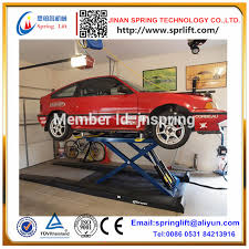2017 HOT Portable mini scissor car lift for home garage in Car