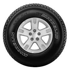 100 Truck All Terrain Tires Michelin LTX AT 2 Tire LT27565R20E 126123R Walmartcom
