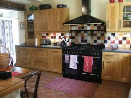 cuisine cagnarde cuisine cagnarde grise affordable cuisine rustique repeinte en