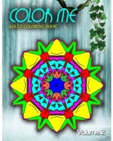 Color Me Adult Coloring Books