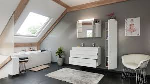 posseik badezimmer set line 100 cm mit seitenschrank und alibert