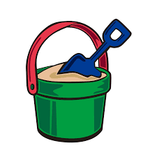 Clip Art Transparent Library Drawing Bucket Cartoon Transprent