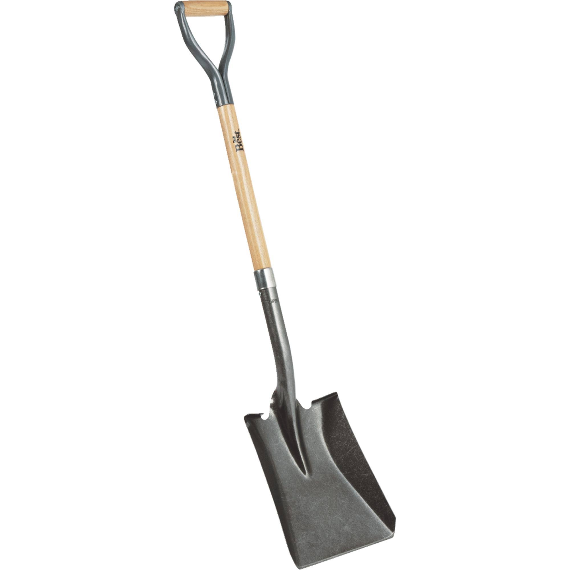 Do it Best D Handle Square Point Shovel