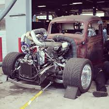 100 Diesel Truck Performance Premier 6pack 12valve Ratrod Strapped To The Dyno