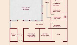 Simple Layout Of A Villa Placement by Simple Layout Of A Villa Placement Building Plans