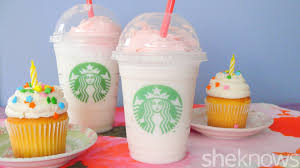 Starbucks Birthday Cake Frappuccino We tried it — is it worth it
