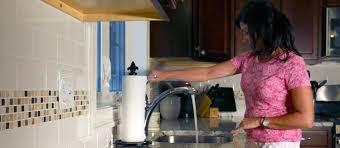 100 kitchen sink gurgles when sump pump runs dishwashers
