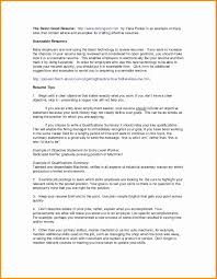 Resume Store Manager Examples New Samples For Marketing Jobs Of