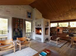 Image Of Cozy Modern Rustic Living Room