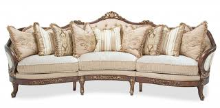 100 Portabello Mansion Michael Amini Villa Di Como Sofa Portobello Finish USA