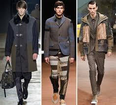 Color Block For Men This Fall