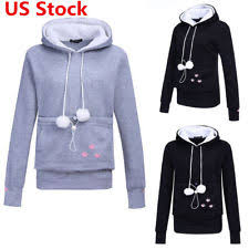 cat hoodies cat ear hoodie ebay