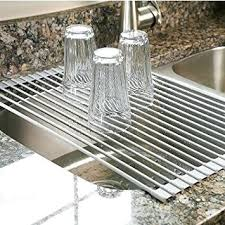 Kitchen Drying Rack Dishes Drying Rack Sink – bloomingcactus