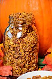 Skinnytaste Pumpkin Pie Cheesecake by Pumpkin Spice Granola Recipe Pumpkin Pumpkin Pumpkin Pies And