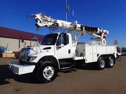 100 Derrick Trucks 2005 INTERNATIONAL 7500 Digger Truck For Sale Auction Or