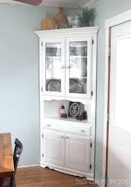 Tall Dining Room Cabinet Amazing Corner