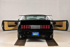 100 Knight Rider Truck Super Pursuit Mode KITT Goes To Auction Automobile