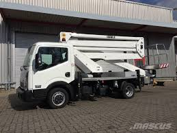 Isoli PNT 240 - Lagergerät - Truck Mounted Aerial Platforms, Price ...