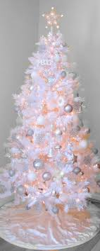 Majestic Pink Christmas Tree With Lights 4 Foot Black Small