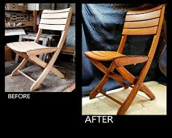 Before & After — MAPLE LEAF FURNITURE Teak Deck Chairs 28 Images Avalon Folding 5 Position Fniture Target Patio Chairs For Cozy Outdoor Design Teak Deck Chair Chair With Turquoise Pale Green Royal Deckchairs Our Pick Of The Best Ideal Home Selecting Best Boating Magazine Folding Wiring Diagram Database Casino Set 2 Charles Bentley Wooden Fsc Acacia Pair Ding Foldable Armchairs Forma High Back Padded Arms Navy 28990 Bromm Chaise Outdoor Brown Stained Black Slatted Table 4