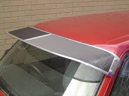 Mesh Windscreen Sunvisor Nissan GU Patrol - Roof Rack World Pics Of Exterior Sun Visors Ford Truck Enthusiasts Forums Lund Sun Visor Install 1994 F250 Youtube On Truck Customer Jobs Pinterest Visors Holst Parts The Drivers See Through Visor Hammacher Schlemmer For A 2007 Hyundai Santa Fe Best Resource Kenworth Sunvisors Amazoncom Jsp12357 Chevrolet Silveradogmc Sierra Cab Vehicles Car Carsjpcom