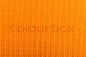 Design On A Foam Yoga Mat